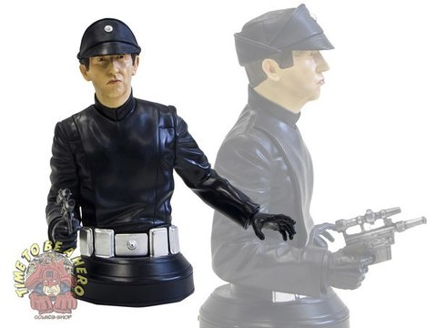 Gentle Giant Star Wars Return Of The Jedi Lieutenant Renz Mini Bust