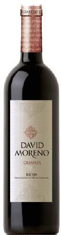 David Moreno Crianza Rioja DOCa