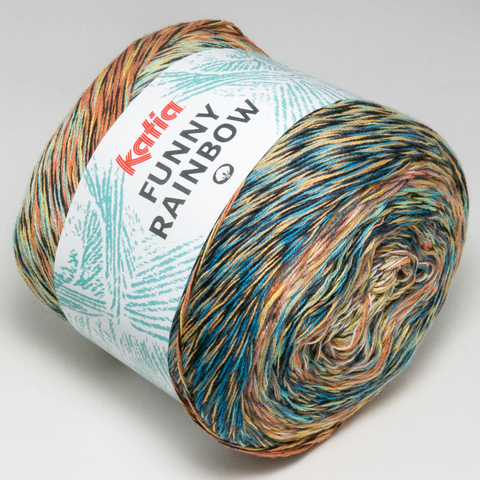 Пряжа FUNNY RAINBOW Katia