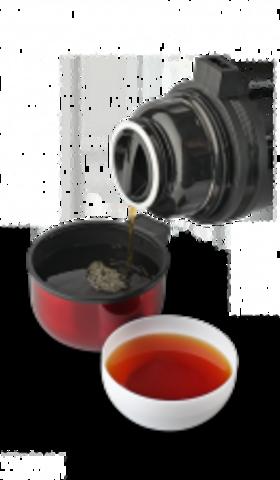 Термос универсальный (для еды и напитков) LaPlaya Traditional (0,8 литра), красный