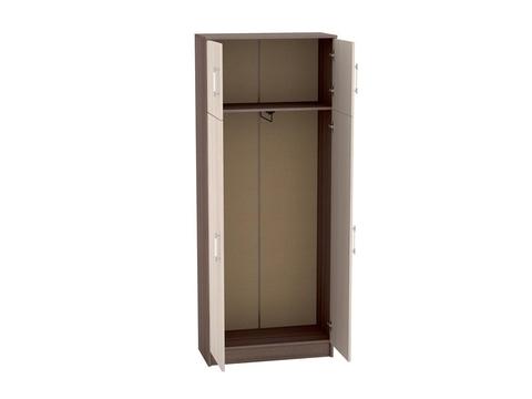 Шкаф двухстворчатый Машенька ШК-102 Браво Мебель лдсп ясень шимо светлый ясень шимо темный