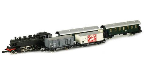 Набор : паровоз и 4 вагона MARKLIN 81417