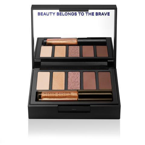 Палетка для макияжа глаз Emphasize Eye Design Palette - Focused