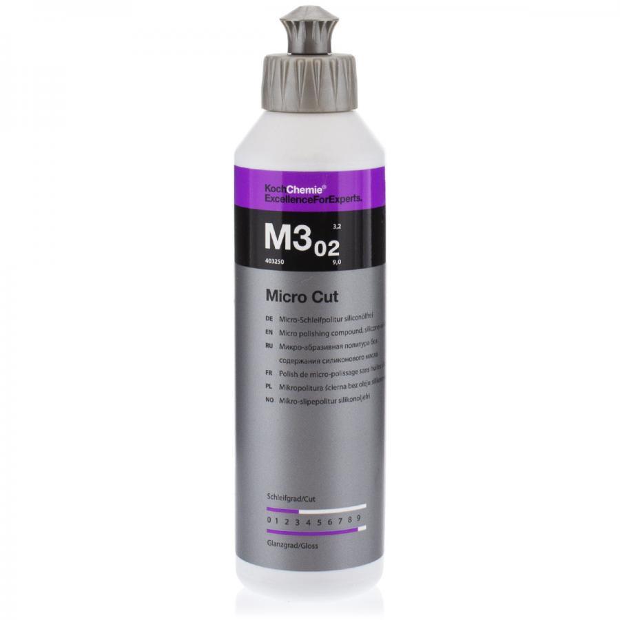 KochChemie KochChemie Micro Cut M3.02 Микроабразивная финишная полироль 1 л м302.jpg