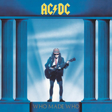 AC/DC / Who Made Who (Remasters Edition)(CD)