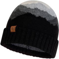 Вязаная шапка Buff Hat Knitted Sveta Black