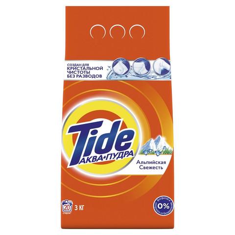 Порошок стиральный TIDE автомат 3кг