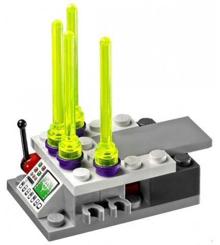 LEGO Ninja Turtles: Побег из лаборатории 79100 — Kraang Lab Escape — Лего Черепашки-ниндзя мутанты
