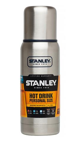 Картинка термос Stanley Adventure 0,5L Стальной