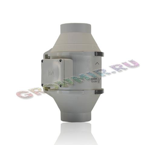 MIXVENT (Soler & Palau) Вентилятор канальный TD 250/100