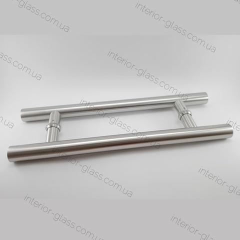 Ручка трубчатая 450 мм HDL-633 для стеклянных дверей
