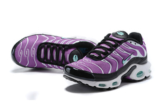 Nike Air Max Plus GS 'Purple/White/Black'