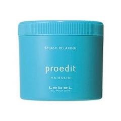 Lebel Proedit Hairskin Splash Relaxing - Крем для сухих волос и жирной кожи головы «Свежесть»