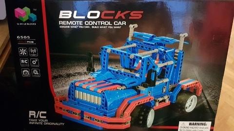 Конструктор blocks 6505