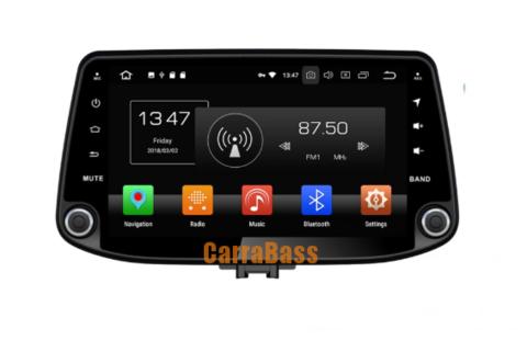 Магнитола Hyundai i30 2017+ Android 9.0 4/32GB IPS DSP модель KD-9516PX5