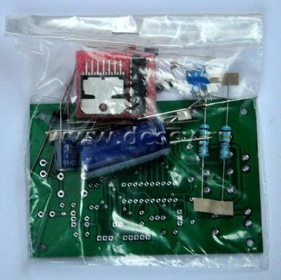 Контроллер шагового двигателя HD-6.