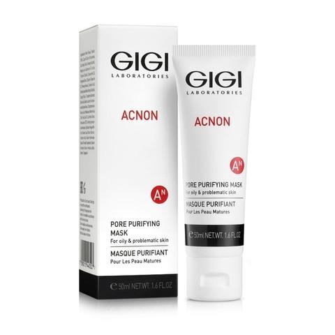 Gigi Acnon Pore purifying mask Маска для глубокого очищения пор, 50мл