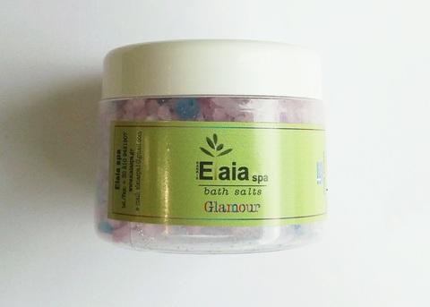 Морская соль для ванны гламур ElaiaSpa 130 гр