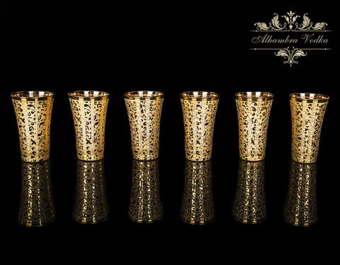 Набор для водки Alhambra на 6 персон