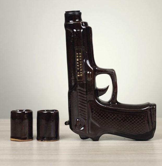 Набор «Пистолет -2» 3 предмета, 300 мл набор пистолет с глушителем 3 предмета 0 3 л