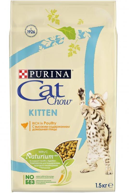 Purina Cat Chow Корм для котят, Purina Cat Chow, с домашней птицей котят_Purina_Cat_Chow__домашняя_птица.jpg
