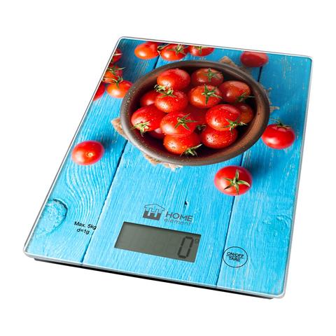 Весы кухонные сенсор HOME ELEMENT HE-SC935 спелый томат