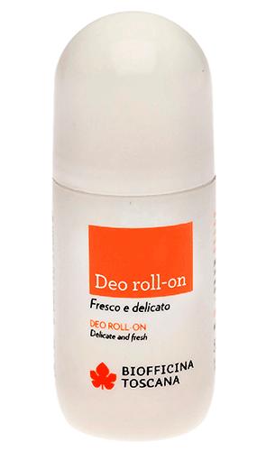 Дезодорант шариковый, Biofficina Toscana