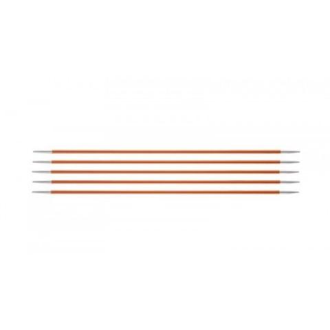 Спицы KnitPro Zing чулочные 2,75 мм/15 см 47004