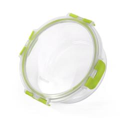 Контейнер с пластиковой крышкой 17х6см / 950мл (стекло)