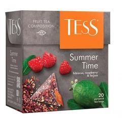 """Чай черный """"Tess"""" Самме Тайм 20 пирамидок"""