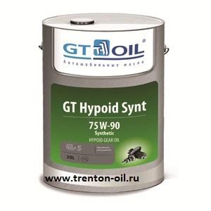Механические трансмиссии GT Oil HYPOID SYNT 75W-90, GL-5 gt_hypoid_synt_prew.jpg