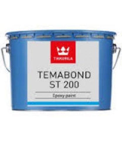 Tikkurila Temabond ST 200/Тиккурила Темабонд СТ 200 эпоксидная краска с алюминиевым пигментированием