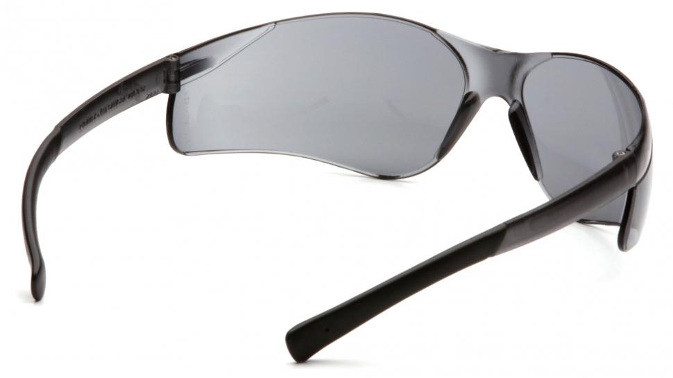 Очки баллистические стрелковые Pyramex Mini Ztek S2520SN серые 23%