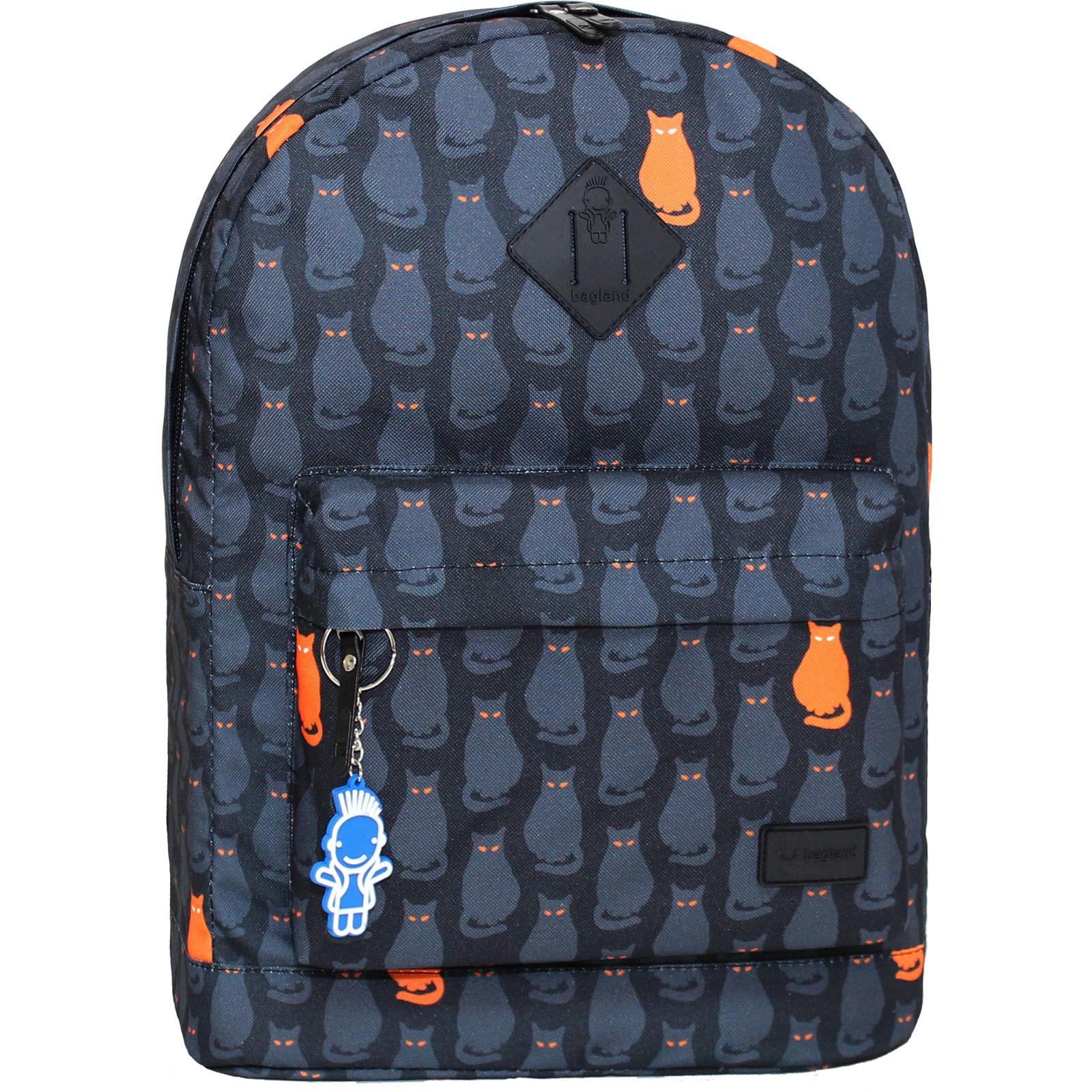 Городские рюкзаки Рюкзак Bagland Молодежный (дизайн) 17 л. сублимация 193 (00533664) Без_имени-5_193.jpg
