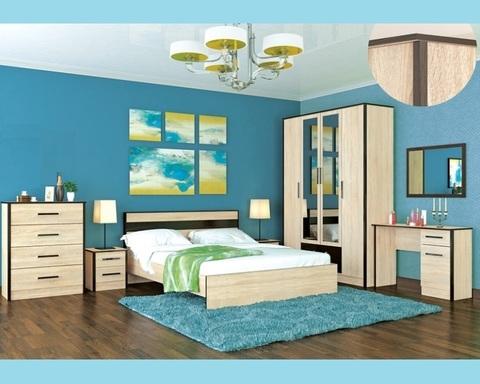 Спальня модульная ЛИРИКА-1