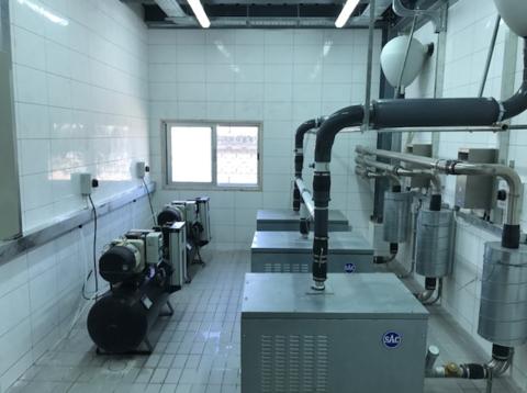 Индустриальная | Техническая комната