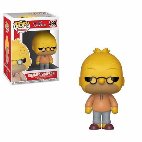 Фигурка Funko POP! Vinyl: Simpsons S2: Abe 33881