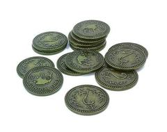 Серп. Металлические монеты (ценность 2)