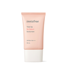 Солнцезащитное средство innisfree Tone Up No Sebum Sunscreen SPF35 PA+++ 8g