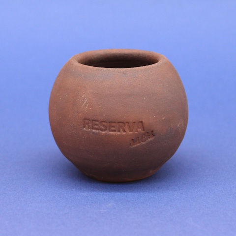 Калабас для мате шар (глина. 20гр)