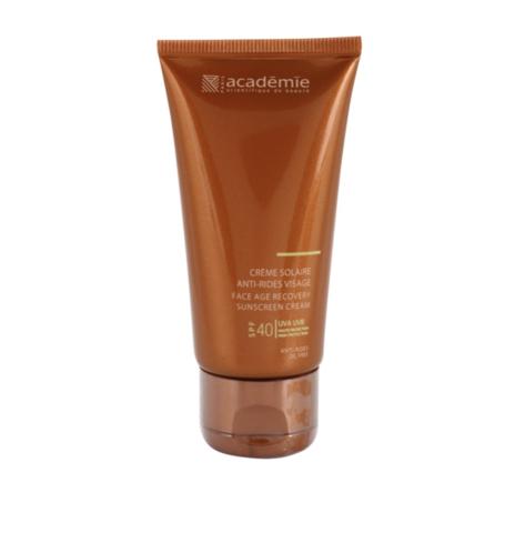 Academie Face Age Recovery Sunscreen Cream SPF40+