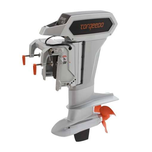 Electric outboard Cruise 10.0 R