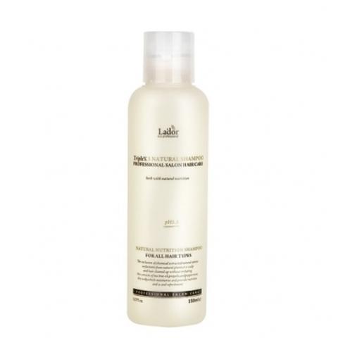Безсульфатный Шампунь с Эфирными Маслами LADOR Triplex Natural Shampoo