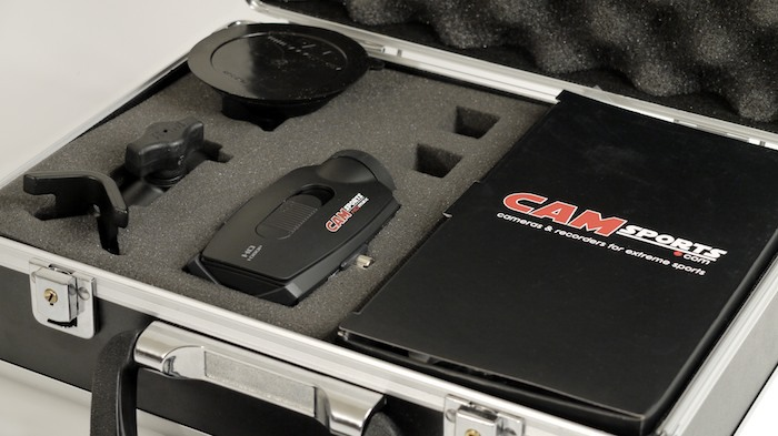 Экшен-камера CAMsports HDMax TV Pack
