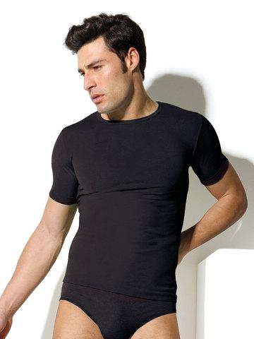 Мужская футболка T-Shirt Girocollo Mezza Manica Intimidea