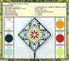 Набор для росписи панно-вешалки №1