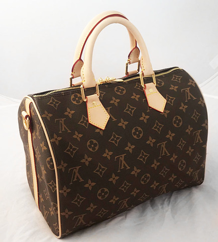 Сумка Speedy Monogram 30