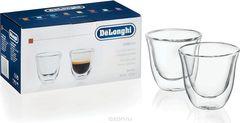 Набор чашек DELONGHI Espresso 2 предмета 5513214591