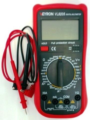 Мультиметр DT 9205 M