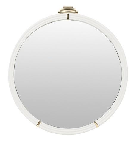 Зеркало ANGEL (92x96x3,5) белый